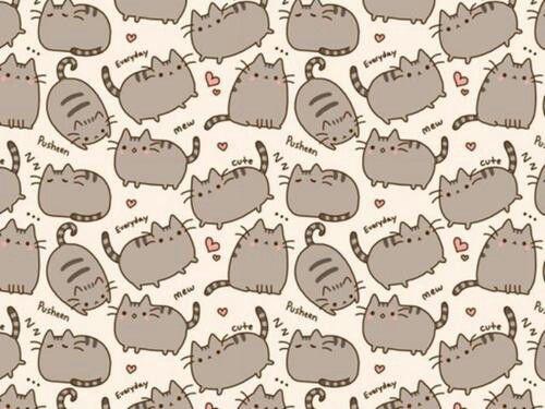 Adorable Pusheen Cat U003c3