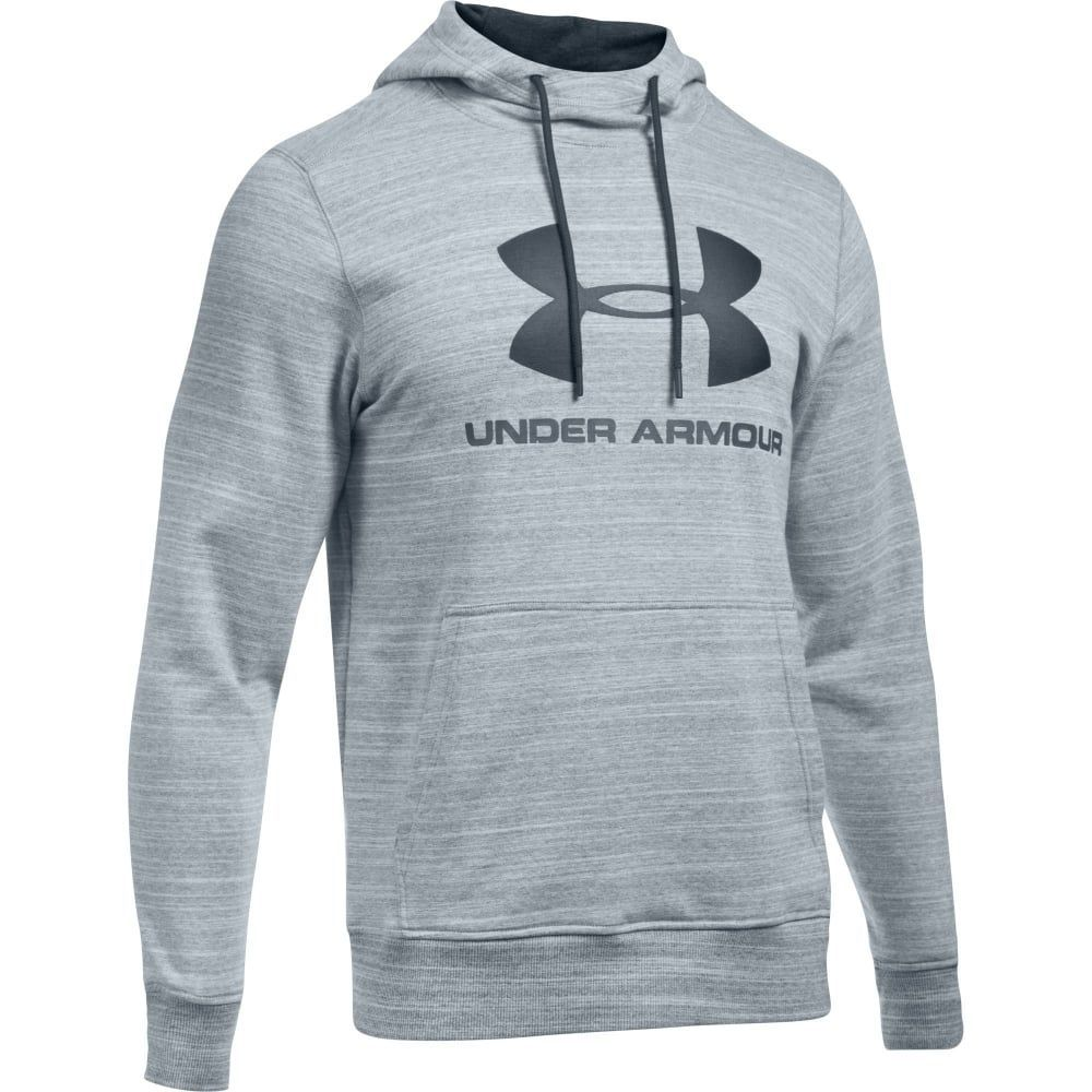 446ca8a38cd67 Under Armour Mens Triblend Sportstyle Logo Hoodie Jersey Hombre