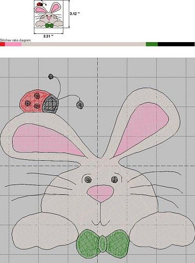 Bunny Tales 004_colordetails/Retirado da net by flavia_sm1963, via Flickr