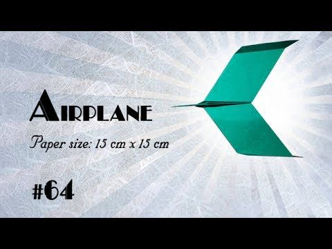 Photo of Origami Tutorial – How to fold Origami Plane step-by-step – DIY