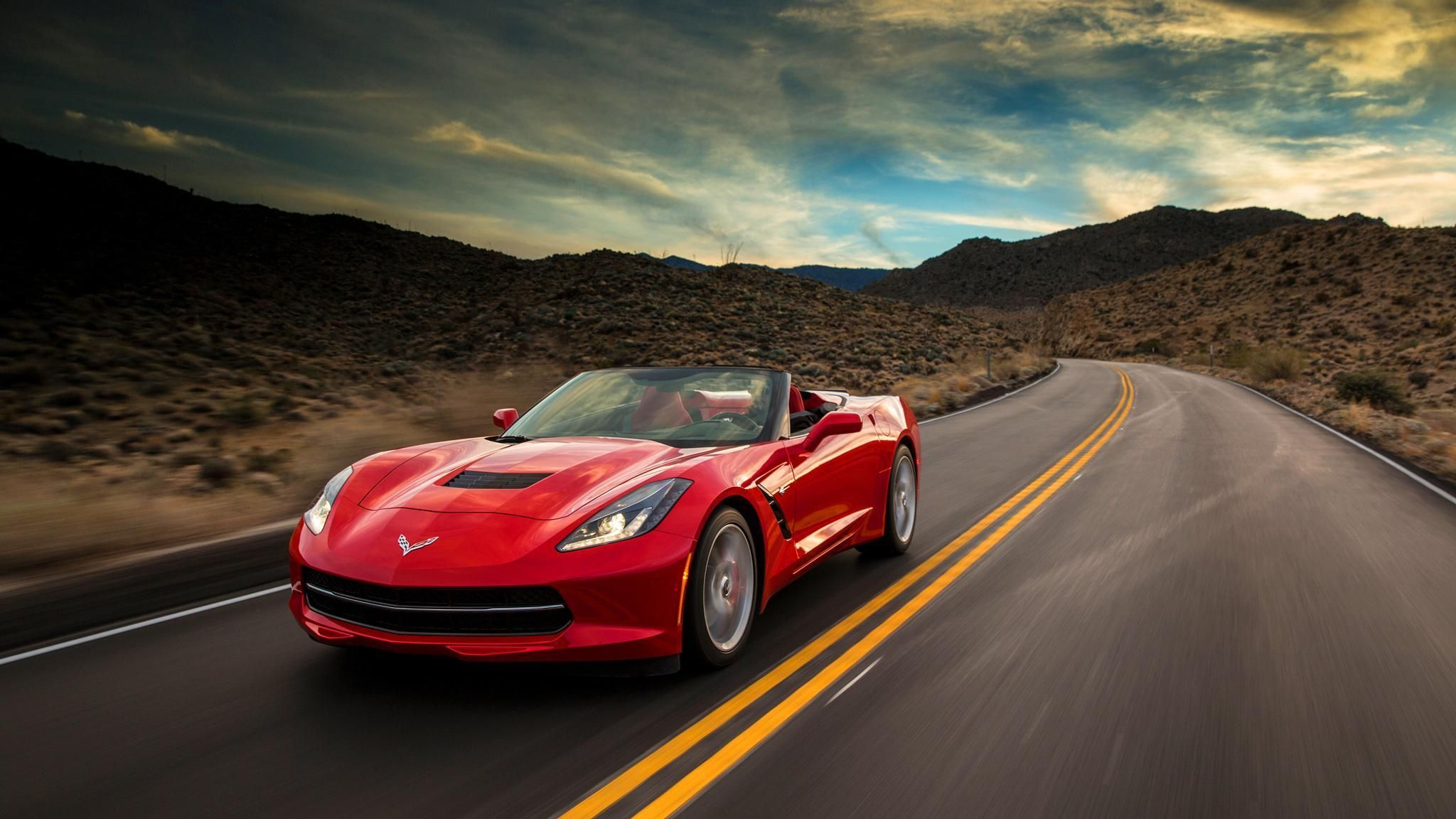 Corvette Stingray 2015 Wallpapers Hd Wallpaper Cave Wallpaper