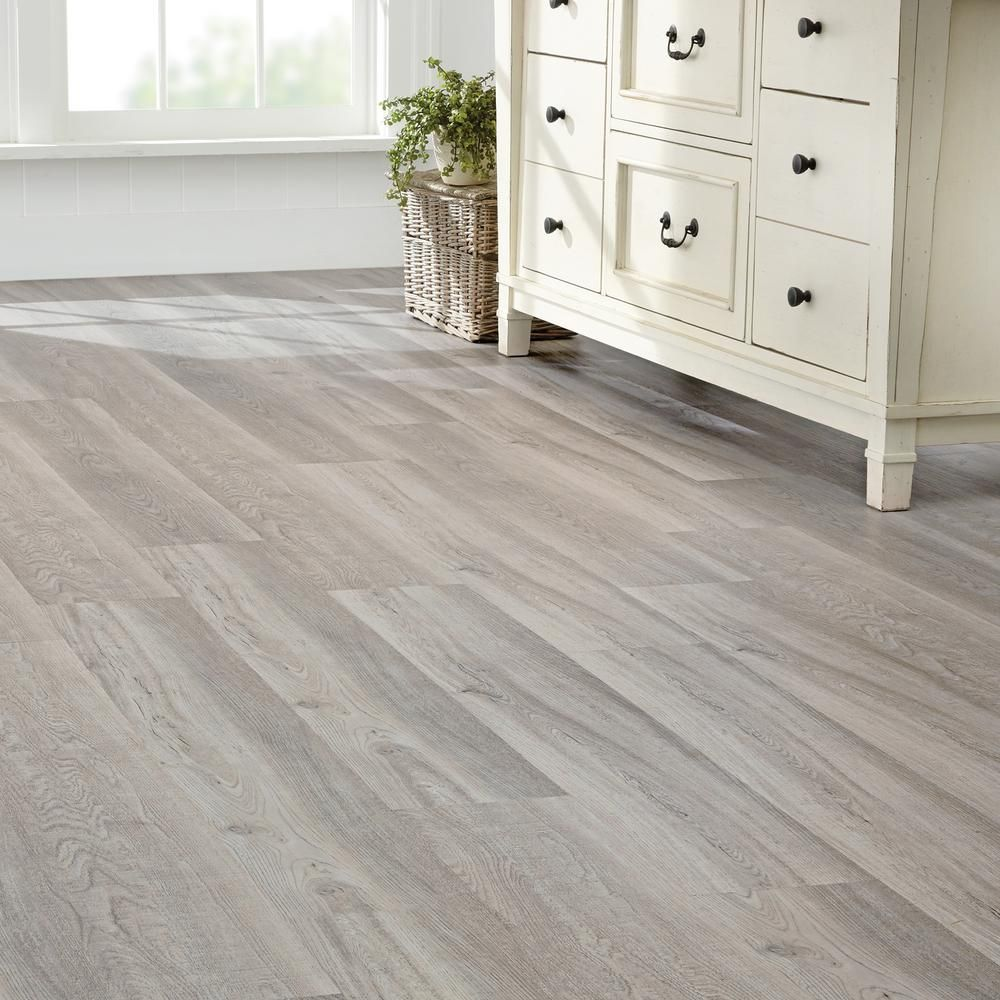 Home Decorators Collection 7 5 In X 47 6 Coastal Oak Luxury Vinyl Plank Flooring 24 74 Sq Ft Case
