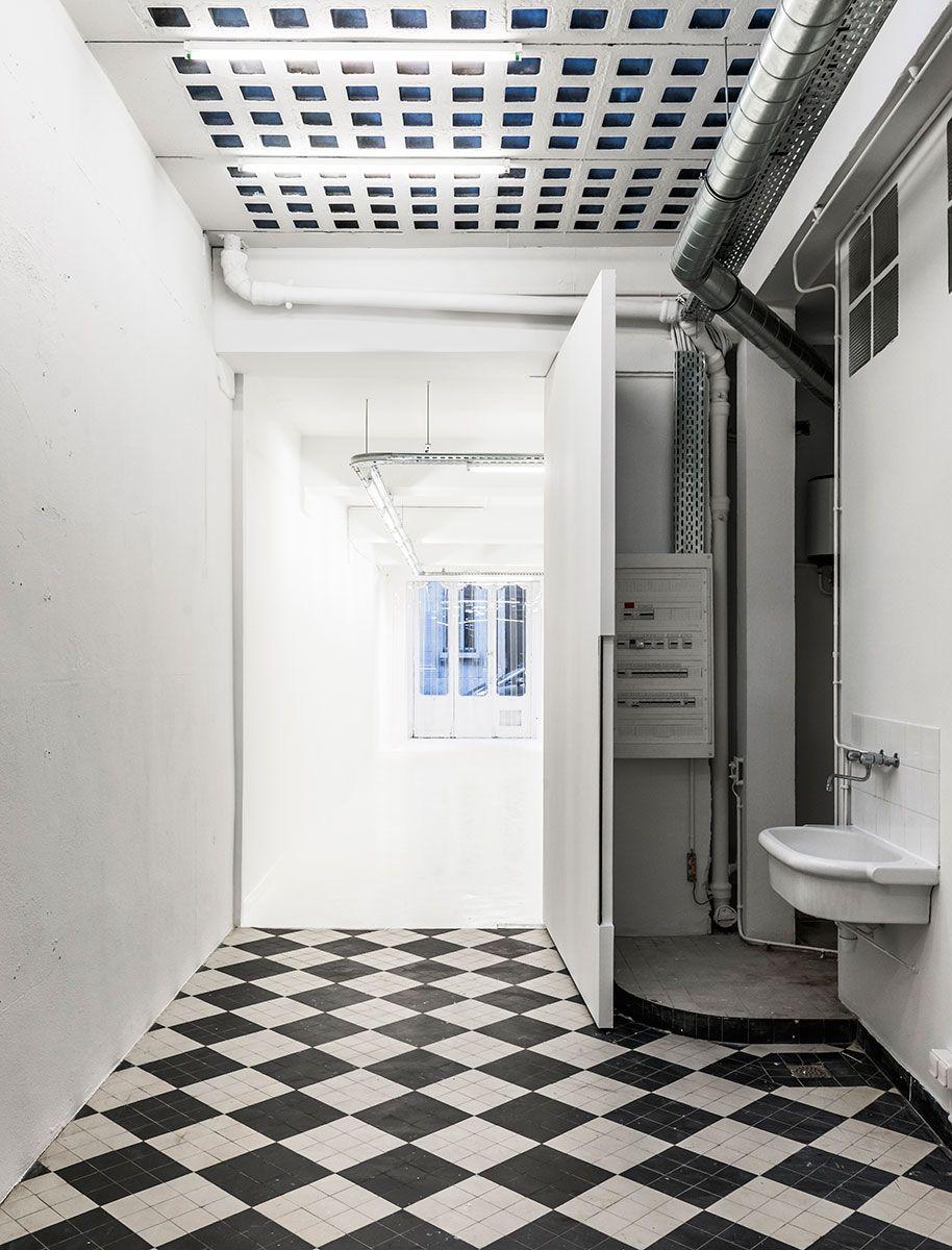 razzle dazzle bureau d architecture fondation d entreprise galerie lafayette paris