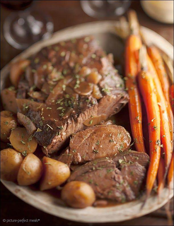 Sunday-Best Pot Roast