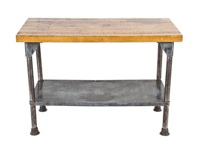 Bon Outstanding Kitchen Island Prep Table Intended For Wood