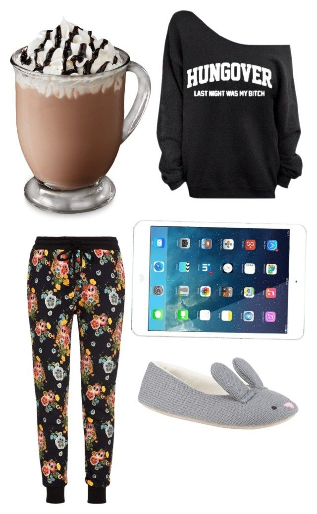 """""""Sunday"""" by margot-52 ❤ liked on Polyvore featuring Markus Lupfer, John Lewis and Skinnydip"""