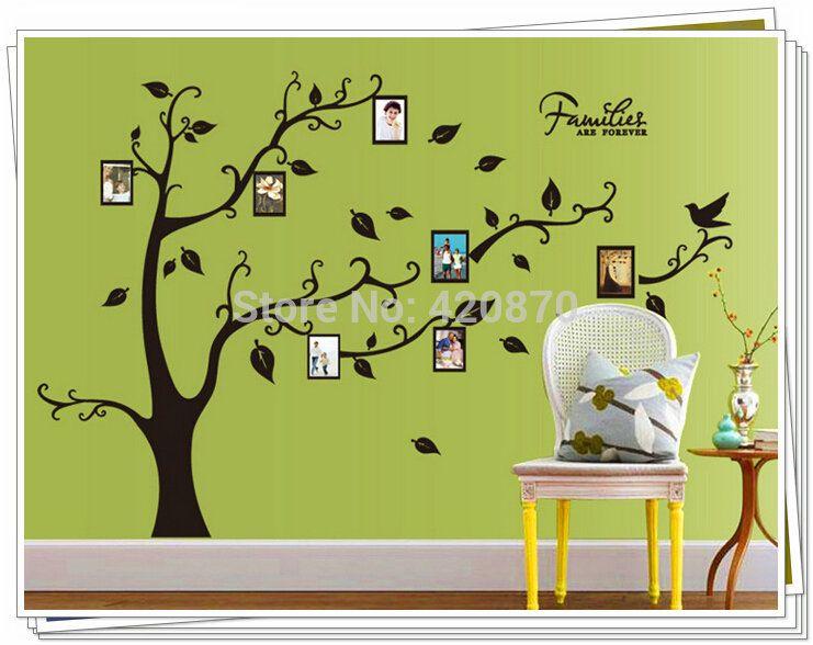 mural arbol genealogico - Buscar con Google | decoracion | Pinterest ...