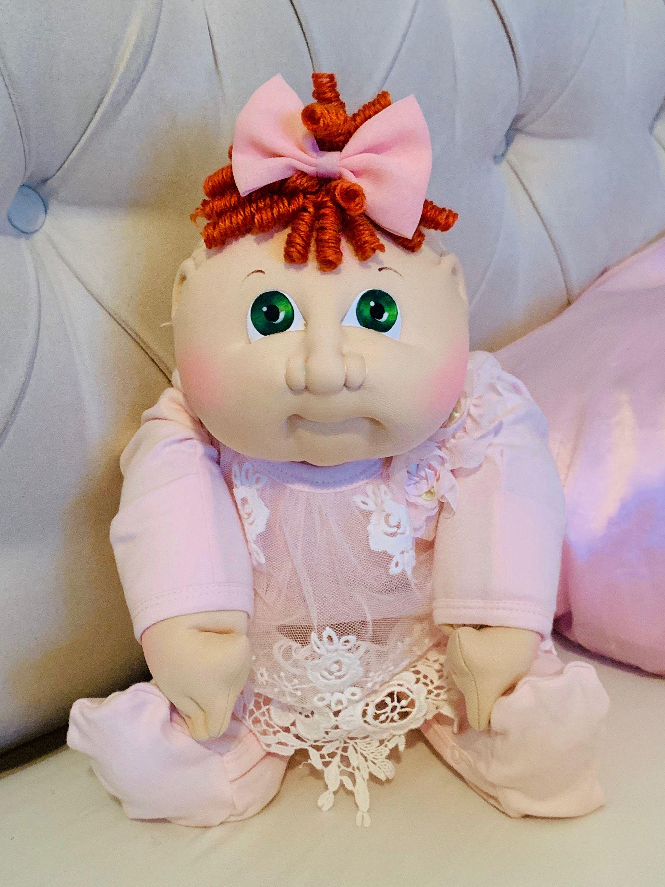 Pin By Joceliane Cezar On Cabbage Patch Kids Cabbage Patch Babies Cabbage Patch Kids Dolls Cabbage Patch Kids