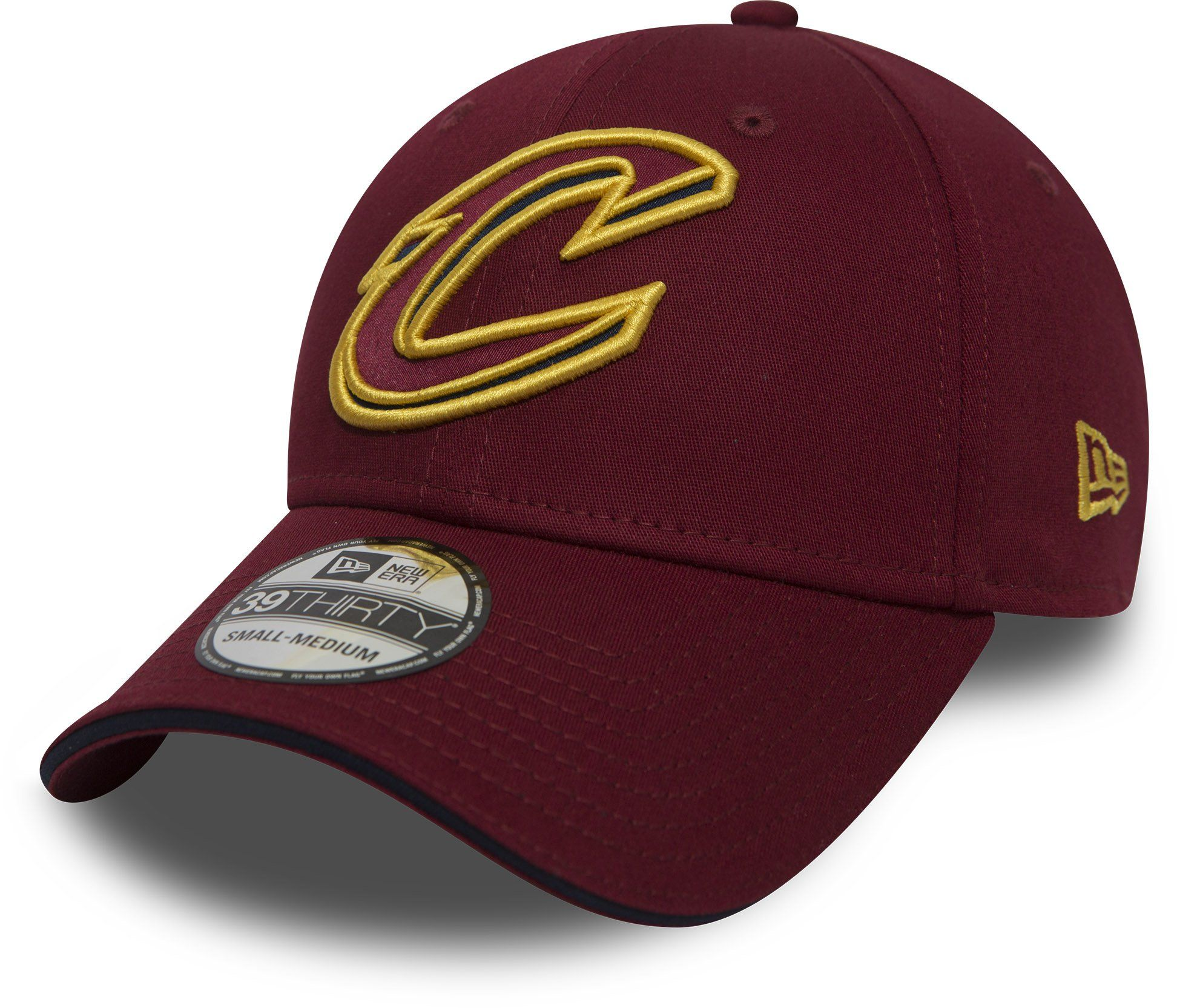 cbb0265a12c Cleveland Cavaliers New Era 3930 NBA Team Stretch Fit Cap – lovemycap