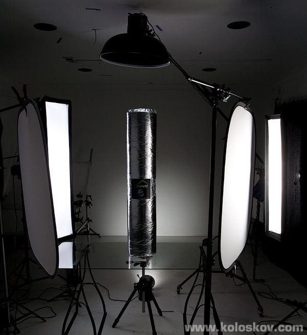 Product Photography Tips: Product Photography Lighting Setup For Construction