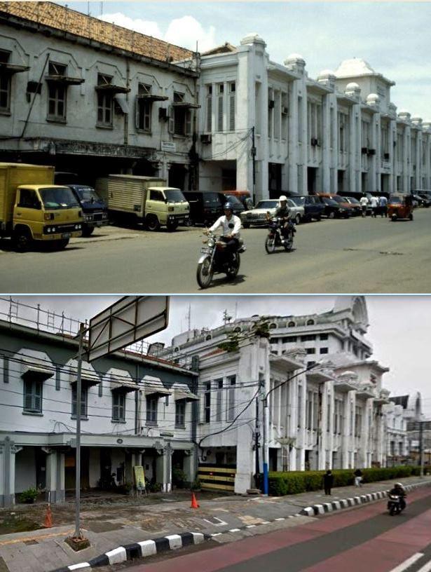'Java, Jakarta, Kota Jalan Kali besarwest; kantoren in