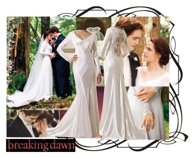 Style Carolina Herrera Clothing Twilight Edward White Saga Dresses Bella Film Back Isabella Favourite Dawn Breaking Open Cullen Swan Edwardian Wedding