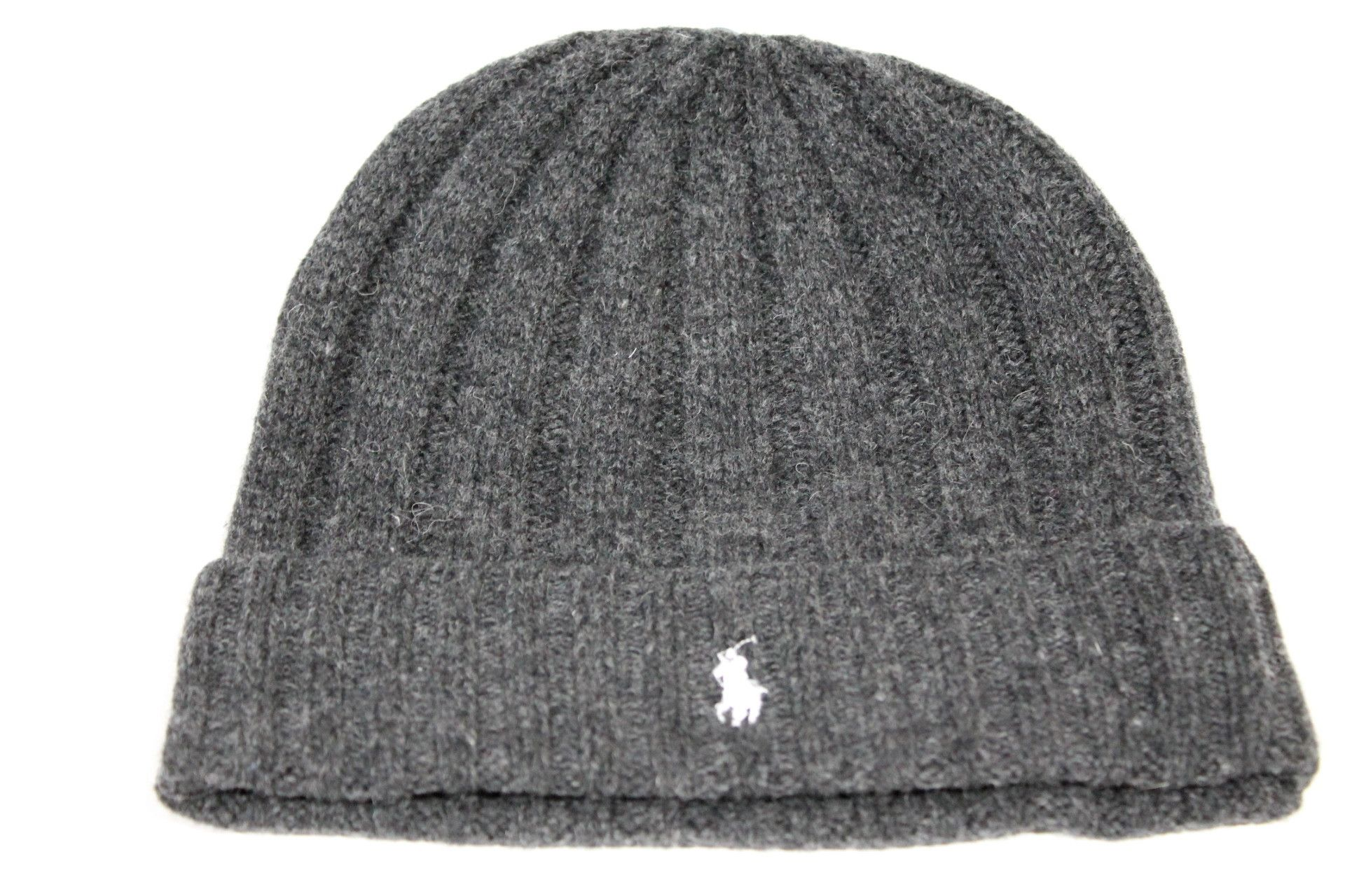 Polo Ralph Lauren Mens Lambs Wool Charcoal/White Pony Beanie Hat OS   #winterglove #20%shoeco #northfacebeanie #20% #cleats #nikesoccer… #mercurialvictory #20%sho #shopsneakerkingdom #Women39;s