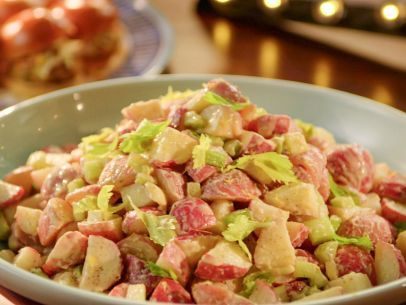 Lemon dijon potato salad recipe valerie bertinelli potato lemon dijon potato salad forumfinder Choice Image