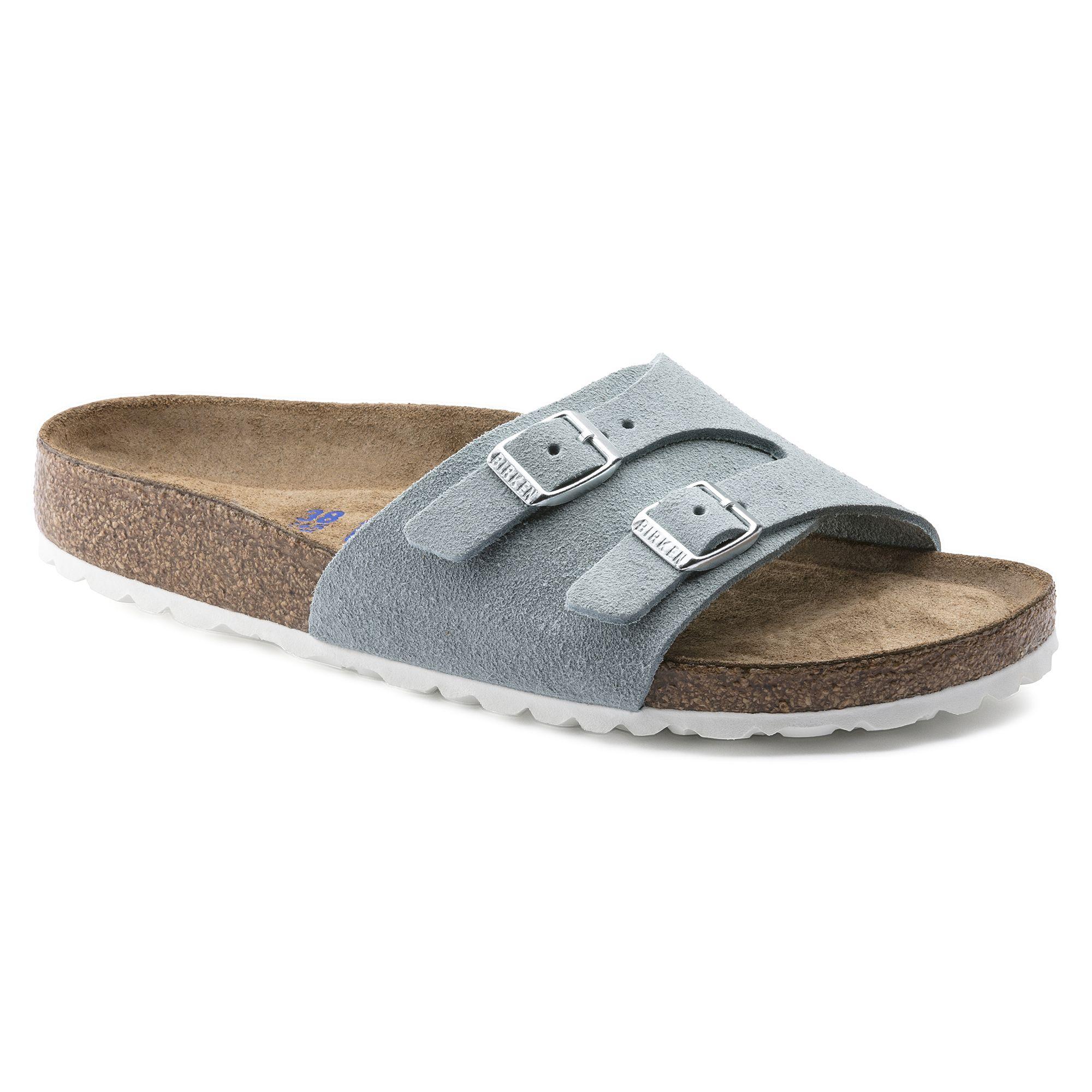 bcb35712d44 Vaduz Suede Soft Footbed Light Blue | Shoes shoes shoes | Soft suede ...