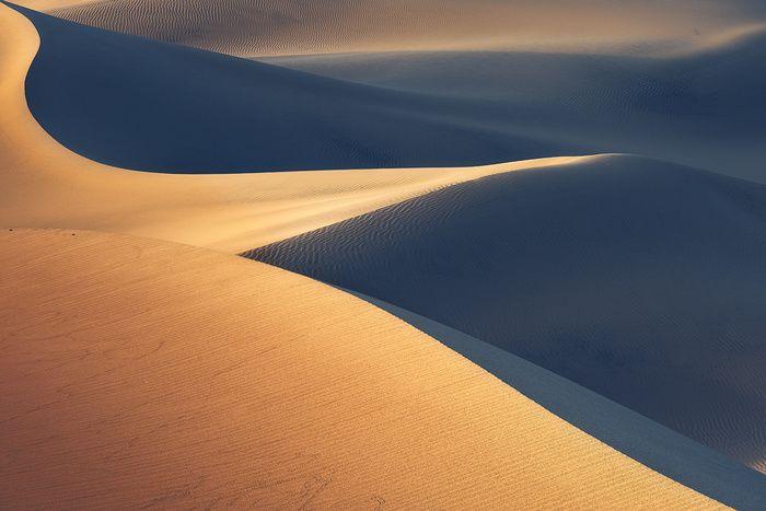 Desert Ali Gorohi On Fstoppers Sea Resort Landscape Features Deserts