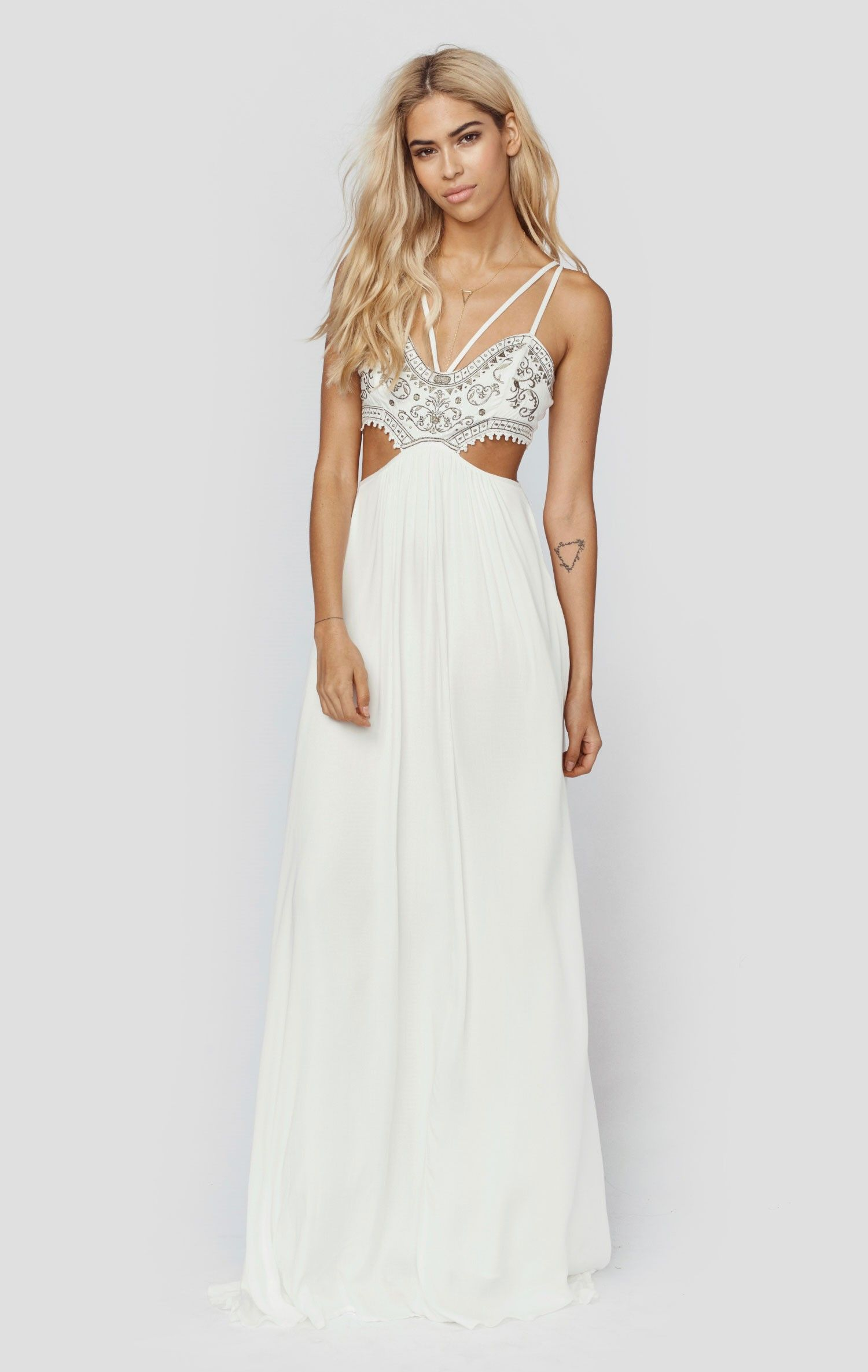 Castello maxi dress | Beautiful, Kaufen und Kleider