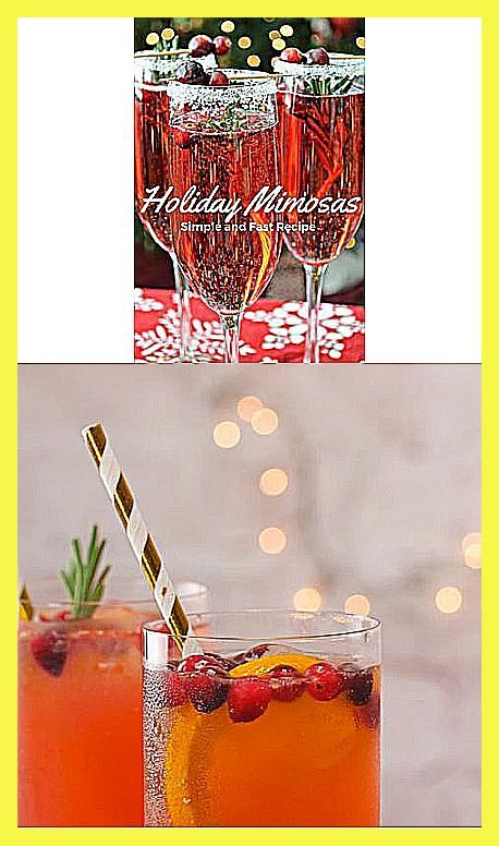 Last Minute Holiday Party Tips + Holiday Mimosa Recipe - Jessi Living Lovely  #homeforthe #christmasmeal aroundtheworldideas #christmasback #christmaslooks #holidayhomedecordiy #holidayideas #travelideas #christmasideas