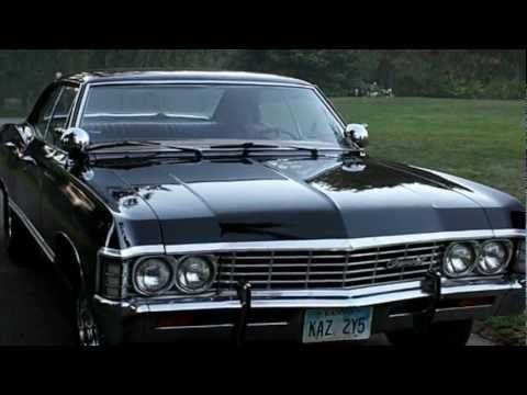Chevy Impala 67 Do Filme Sobrenatural Youtube Chevy Impala