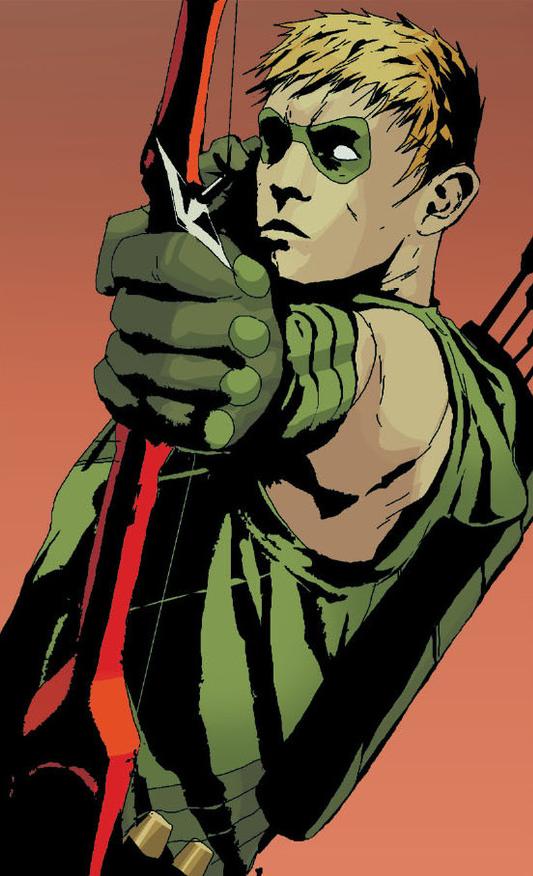 Green Arrow Green Arrow Comics Green Arrow Superhero Comic