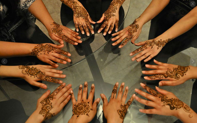 Aesthetic Henna Art is best in Henna / Mehndi application