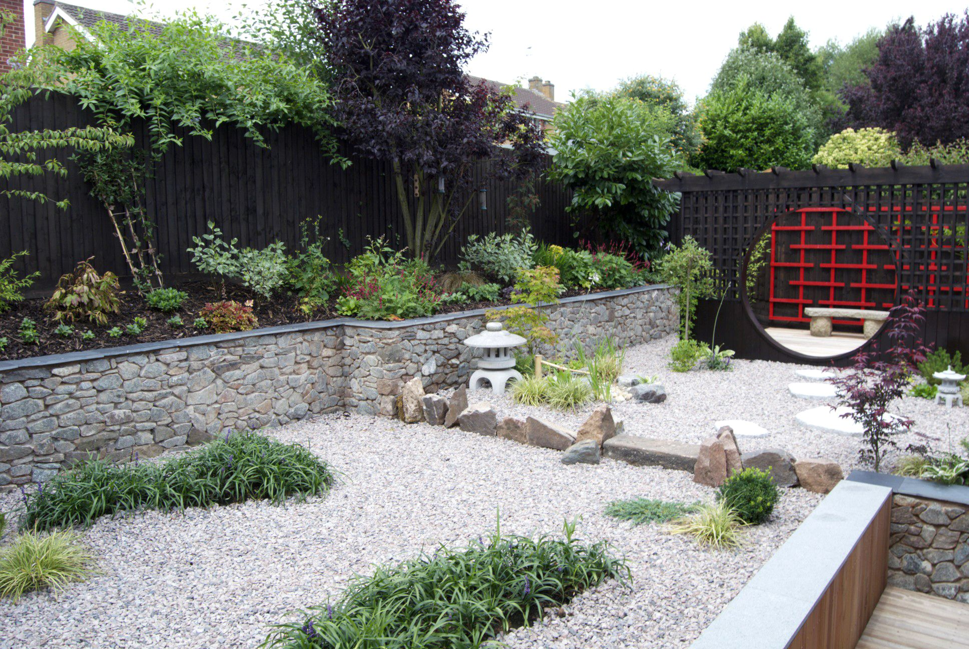 small japanese garden pictures : back yard japanese garden ...