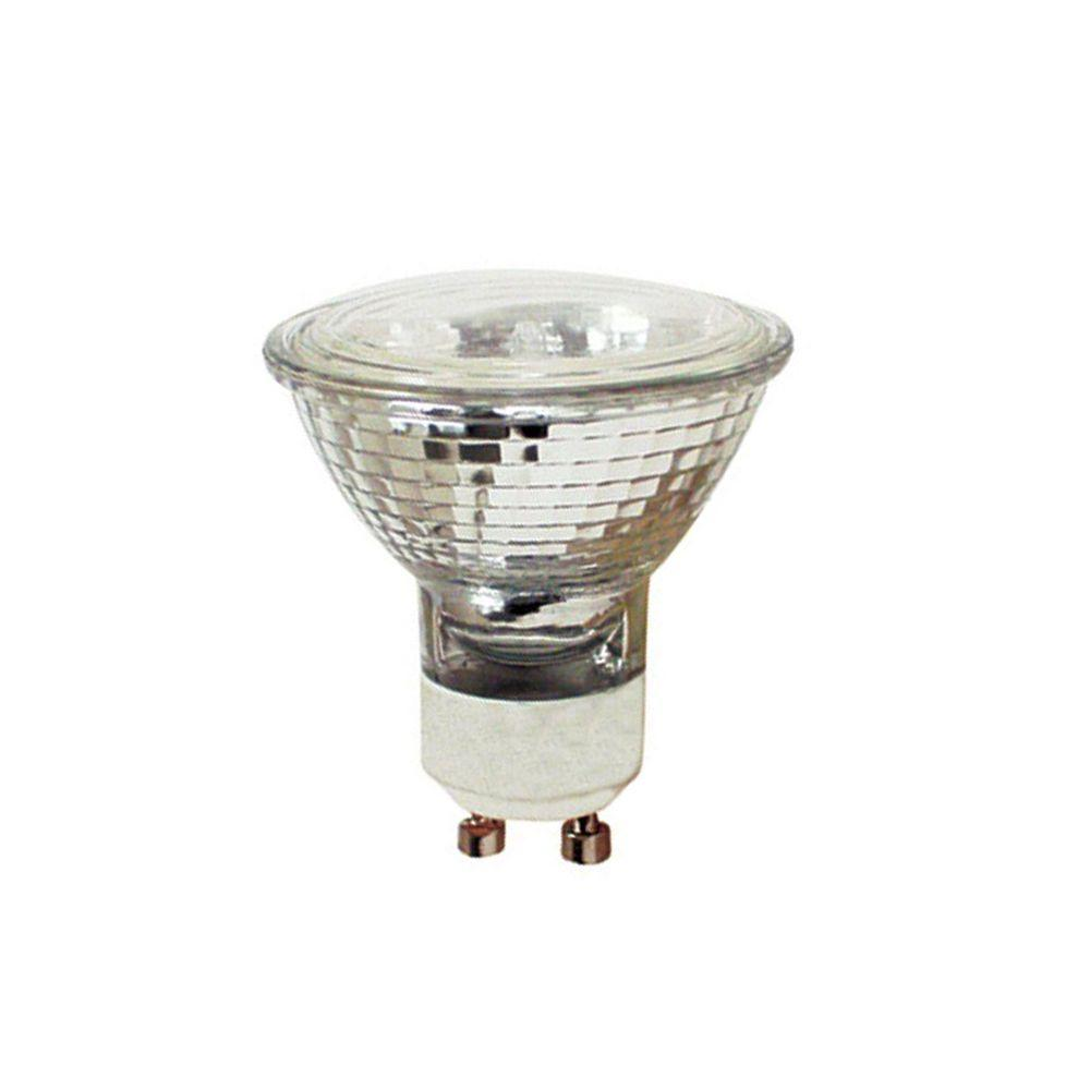 Feit Electric 50 Watt Halogen Mr16 Gu10 Base Light Bulb Bpq50mr16