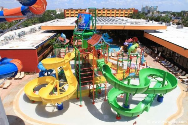 Coco Key Hotel And Water Resort Orlando Awesome Park 19 Fee For Shuttles Comp Wifi