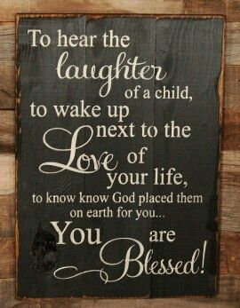Blessed! Love my little family. My children are the love of ...