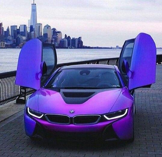 Purple BMW💜💜💜I'm in Love