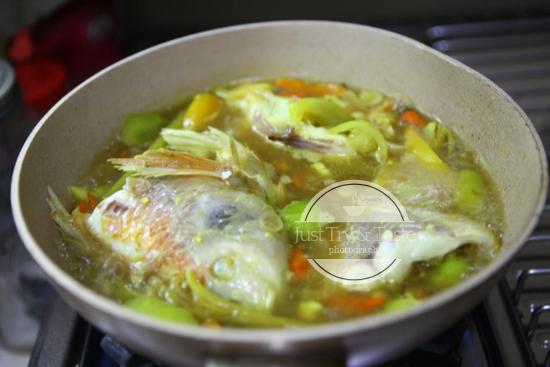 Resep Ikan Nila Palumara Jtt Resep Ikan Makanan Sup Ikan