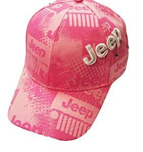 f72d46a2c Ladies Hot Pink Jeep Watermark Cap | Jeep Clothes | Jeep, Jeep gifts ...