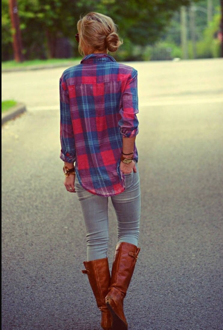 Love this flannel!!
