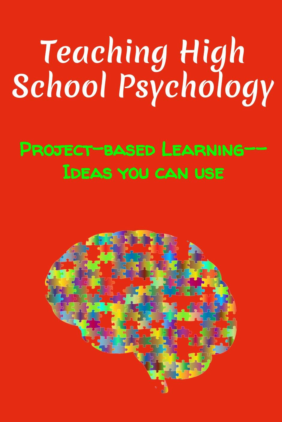 high school psychology project ideas