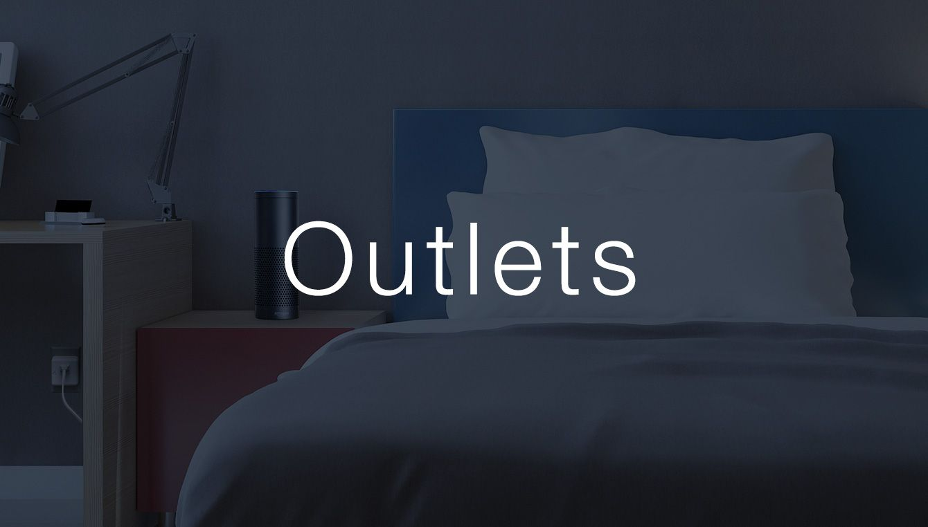 Outlets 4 Amazon Smart Home | SMART HOME & DIGITAL WORKPLACE ...