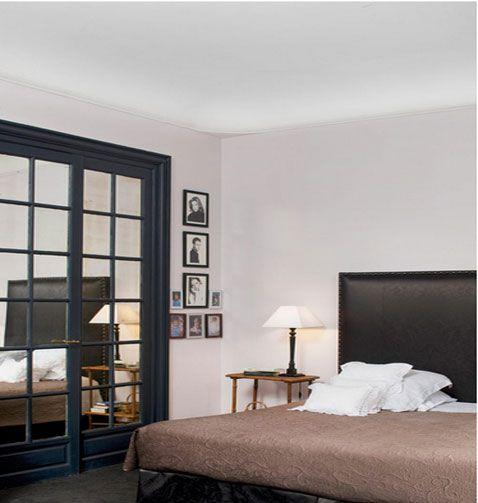 Comment choisir une peinture blanche et sa nuance salon peinture blanche couleur peinture - Peinture blanche chambre ...