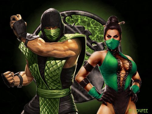 Mk Wallpapers Mortal Kombat Wallpaper 27864293 Fanpop Jade