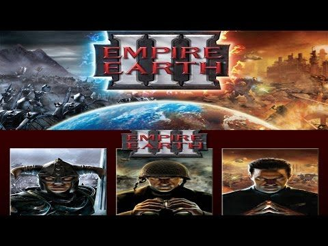 Descargar Empire Earth 3 Expansiones Full Espanol 1 Link Mega 2016 Youtube Empire Guason Dibujo Espanol 1