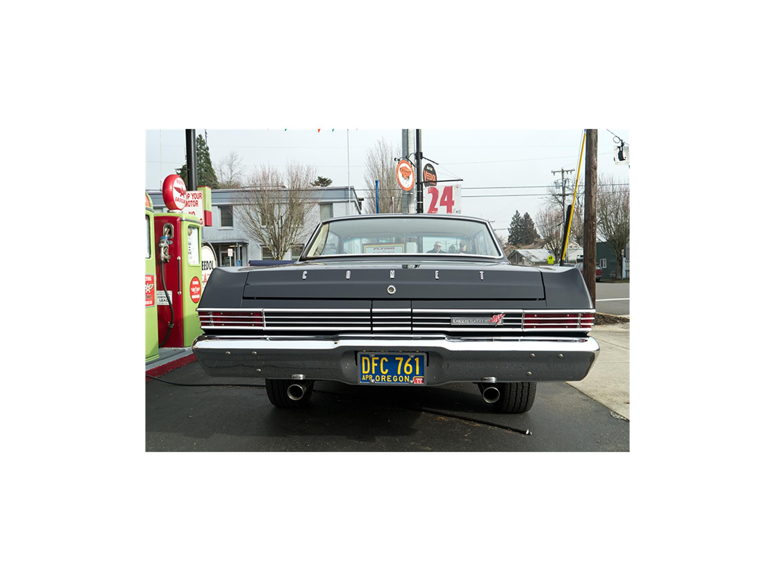 1965 Mercury Cyclone (CC897452) for sale in Canby, Oregon