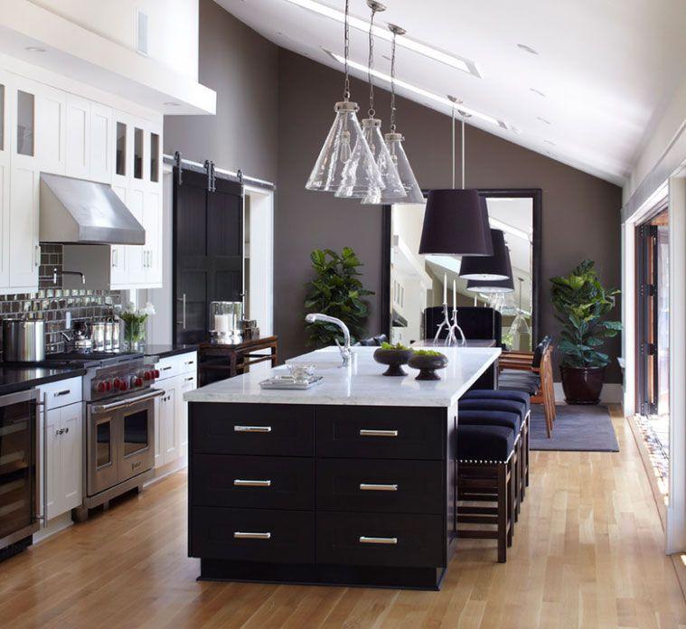 habitaciones con dos lamparas techo - Buscar con Google | cuines ...