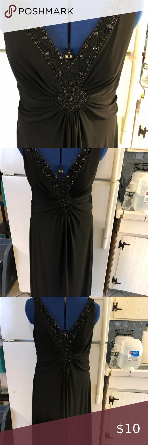 Beautiful Black Embellished Dress Size 16 Embellished Dress Size 16 Dresses Dresses [ 1740 x 580 Pixel ]