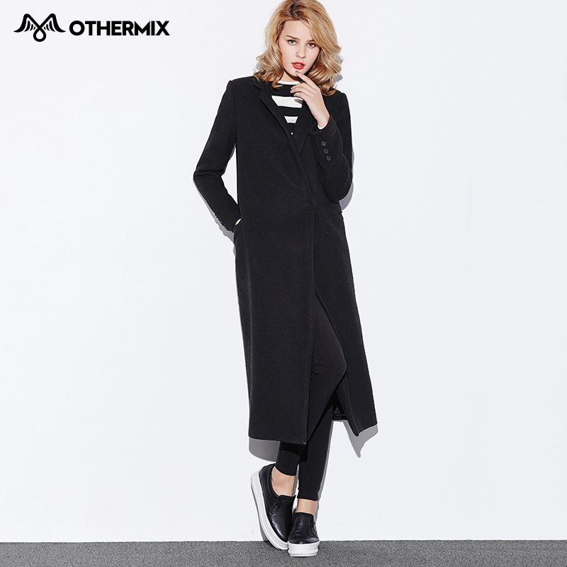 Othermix2016 new extended loose hair coat