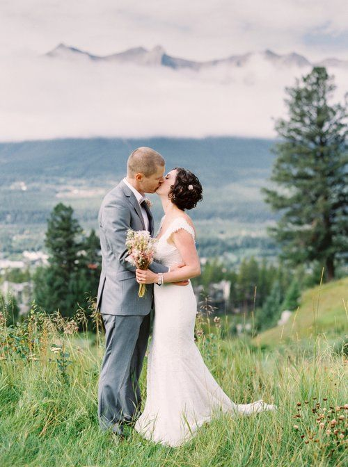 Canmore Wedding Photographers Calgary Photographer Silver Tip Rocky Mountain Elopement