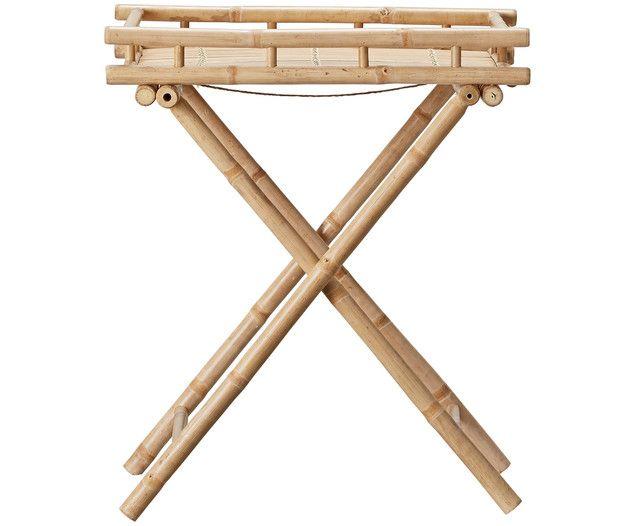 Bambus-Gartenbeistelltisch Mandisa Jetzt bestellen unter: https ...
