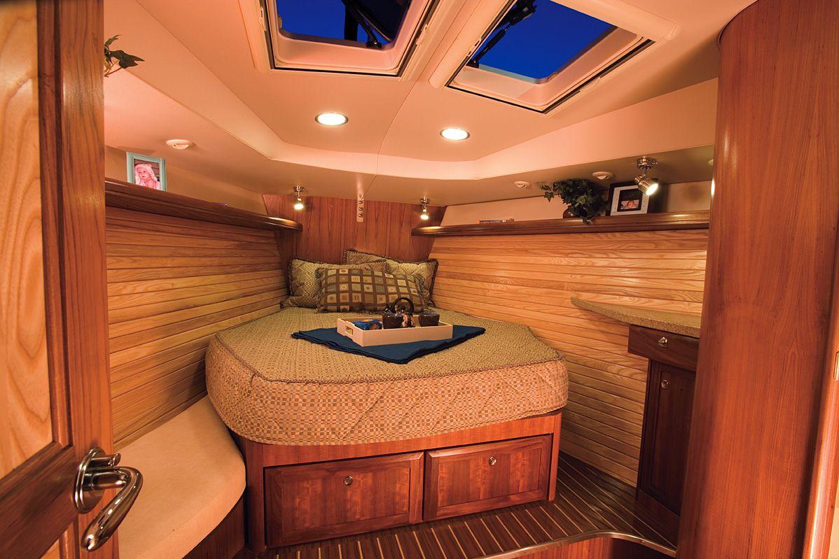 Hunter Sailboats Living On A Sailboat Veleros