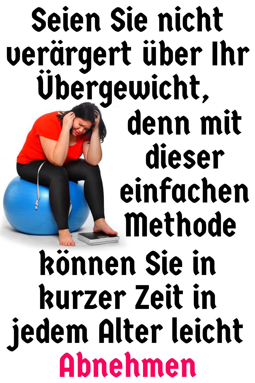 Gewichtsverlust Methoden ohne Diäten oder Übungen