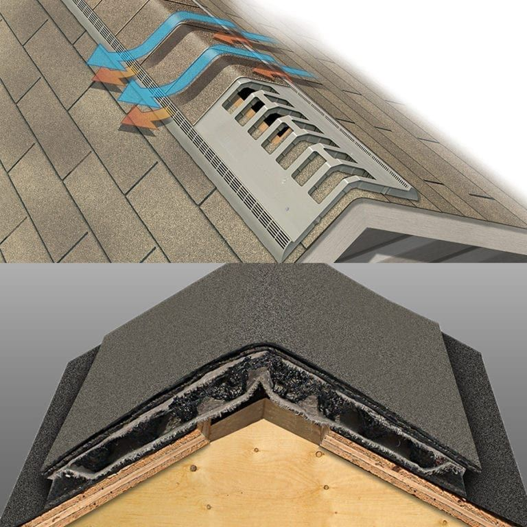 How To Install Ridge Vents
