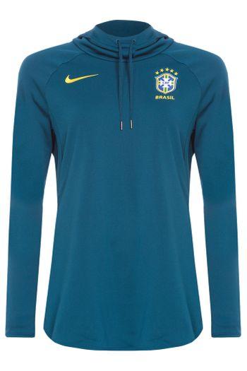 Agasalho Nike CBF Squad Azul