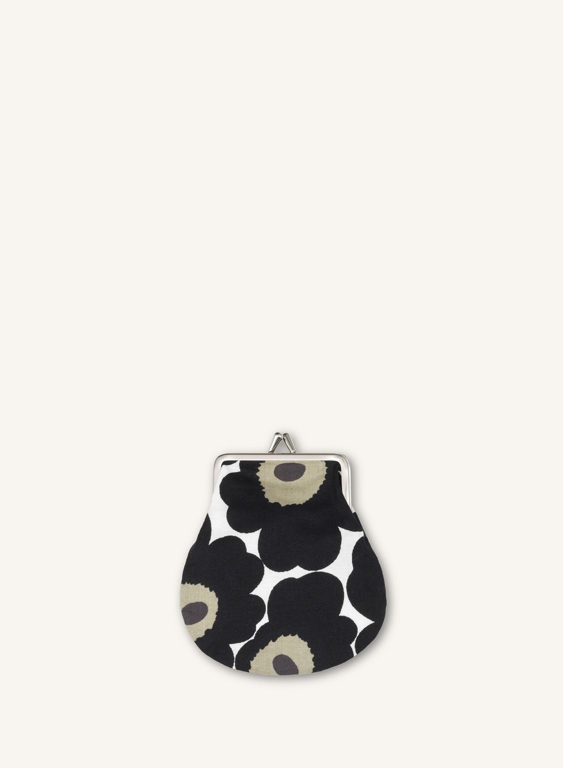 387f1f2c54a4 Mini Unikko small coin purse - white