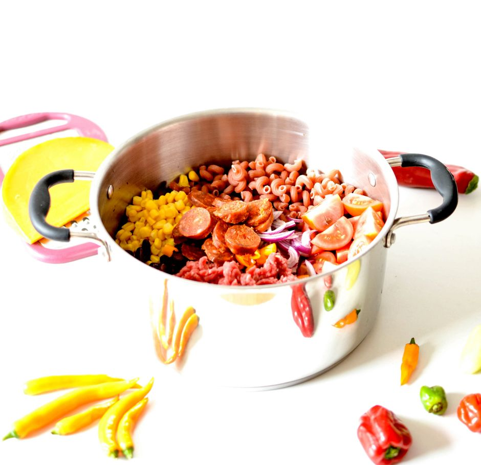 Ce weekend on célébrait la 43ème édition de la Battle Food avec un joli thème autour du «chorizo et du paprika» proposé par Au fil du Thym. Je débarque un peu tard avec ma r…